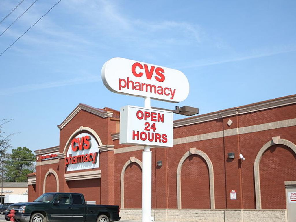 Cvs stock options