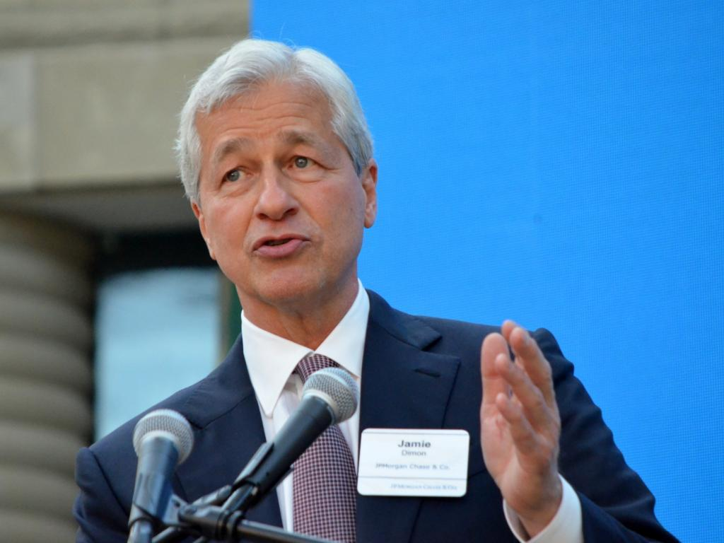 Jump in profits: JPMorgan Chase reports higher profits, upbeat on USA economy