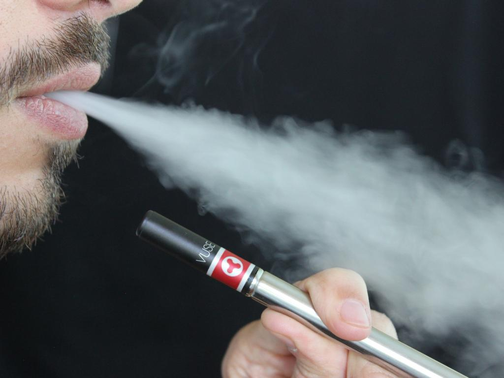 MI  becomes 1st state to ban flavored e-cigarettes