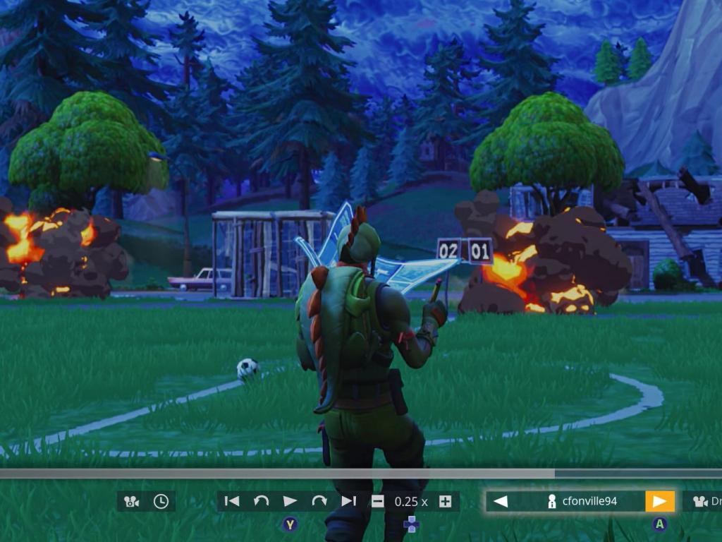 how to show fps in fortnite