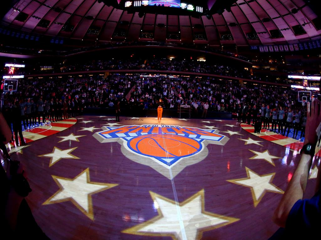 The Madison Square Garden Company Nasdaq Msg Knicks