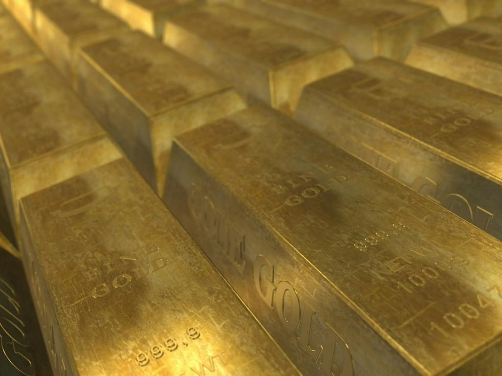 SPDR Gold Shares (GLD) Rises 1.19% for Nov 19