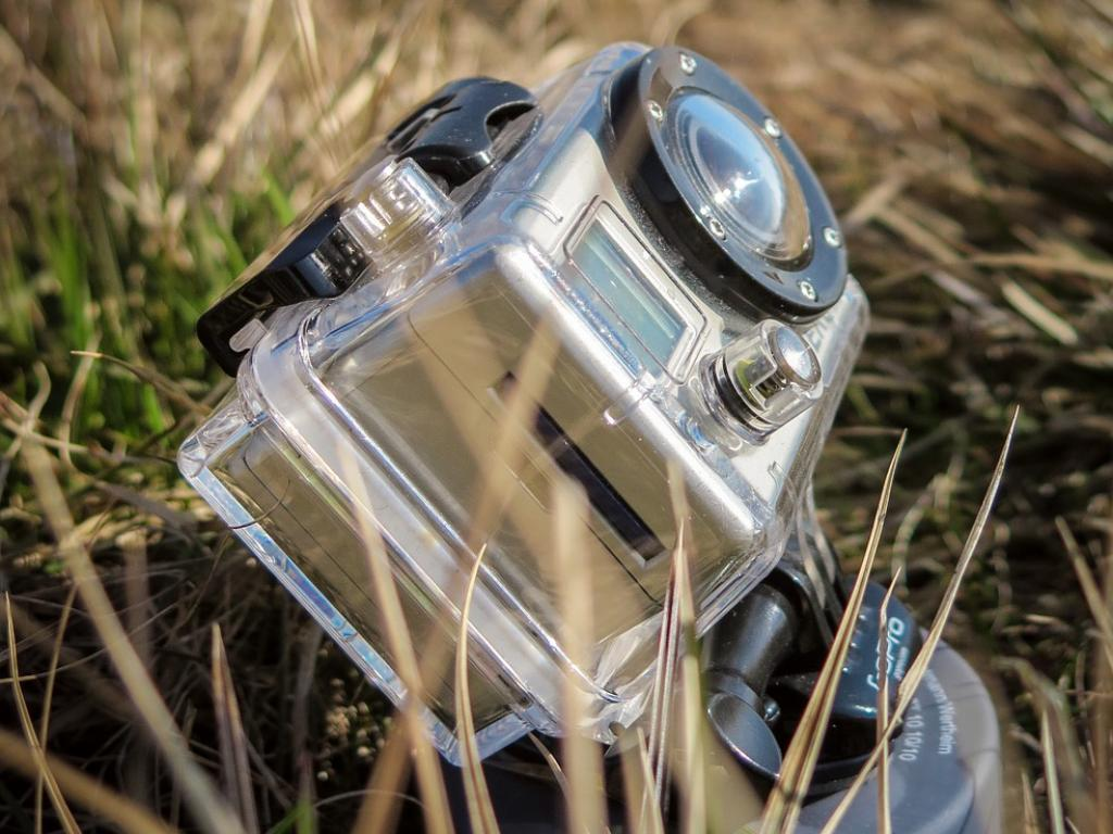 GoPro is putting itself up for sale