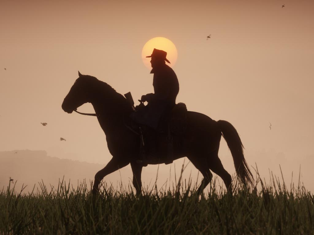 Take-Two's 'Red Dead Redemption 2&#039 Has Blockbuster Release Weekend