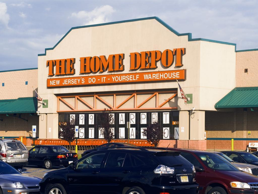 Home Depot Inc The Nyse Hd Analysts Don 39 T Hate