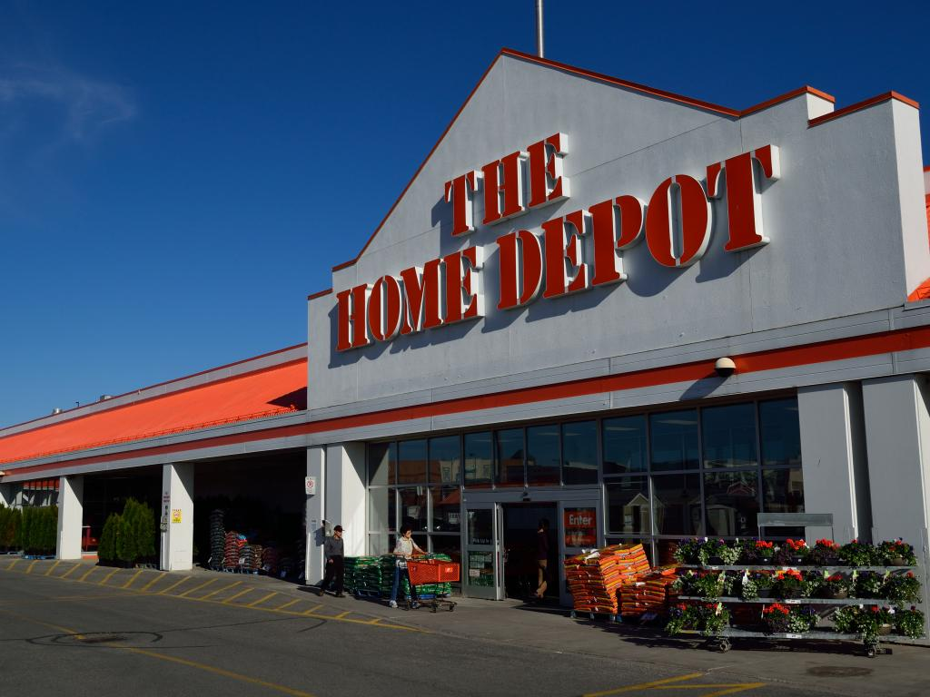 how lowe s nyse low earnings stack up to home depot nyse hd