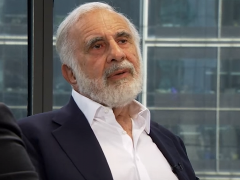 ICAHN: The hottest investment products on the market should be regulated