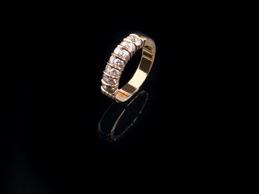 cts to zoom ring kay gold white en diamond jewelers kaystore zm hover cut tw round engagement mv