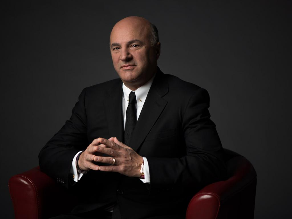 kevin o leary was fired on the first day of his first job benzinga kevin o leary was fired on the first day of his first job and he