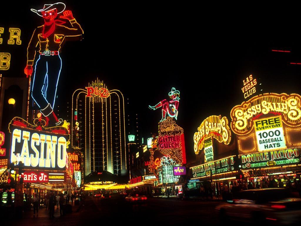 Las Vegas Strip Revenue Up 63 In May Benzinga