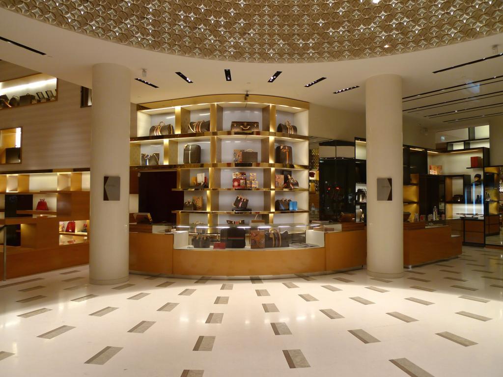 e1bd0a60a903 Gen Z s Appetite For Luxury Drives Louis Vuitton
