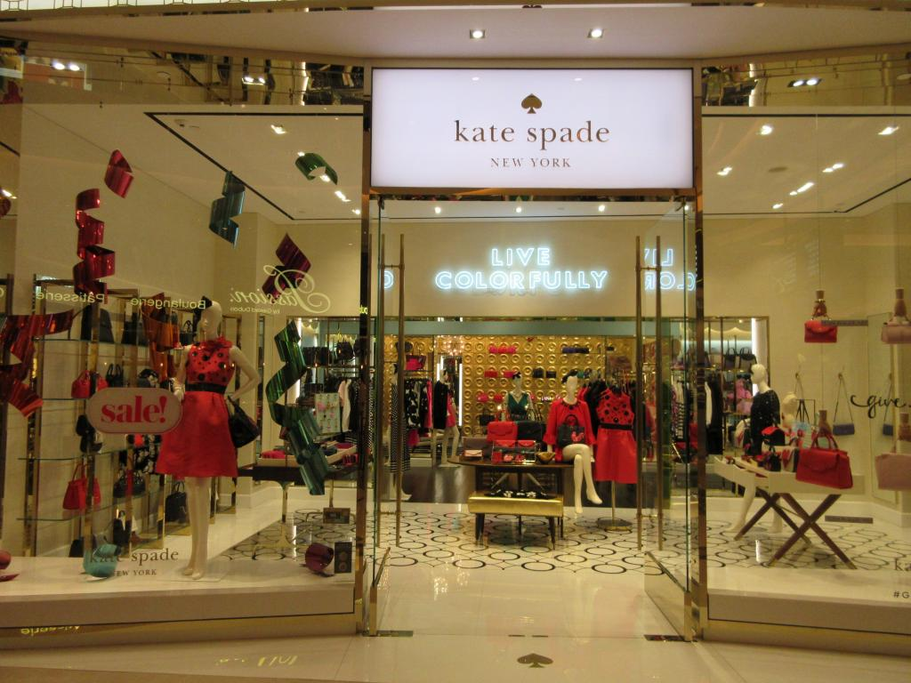 34b596c82ff0 Street Confidence In Acquisition Of Kate Spade (KATE)