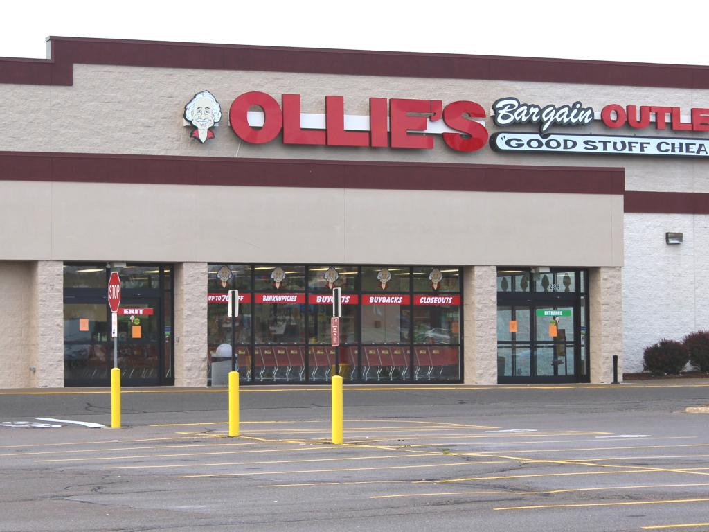 Librating Stock: Ollie's Bargain Outlet Holdings, Inc. (NASDAQ:OLLI)