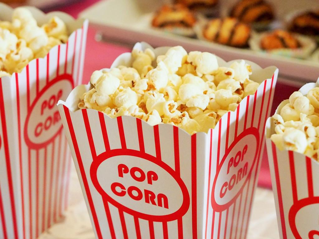 Pass The Popcorn: AMC Makes Case That People Still Go To The