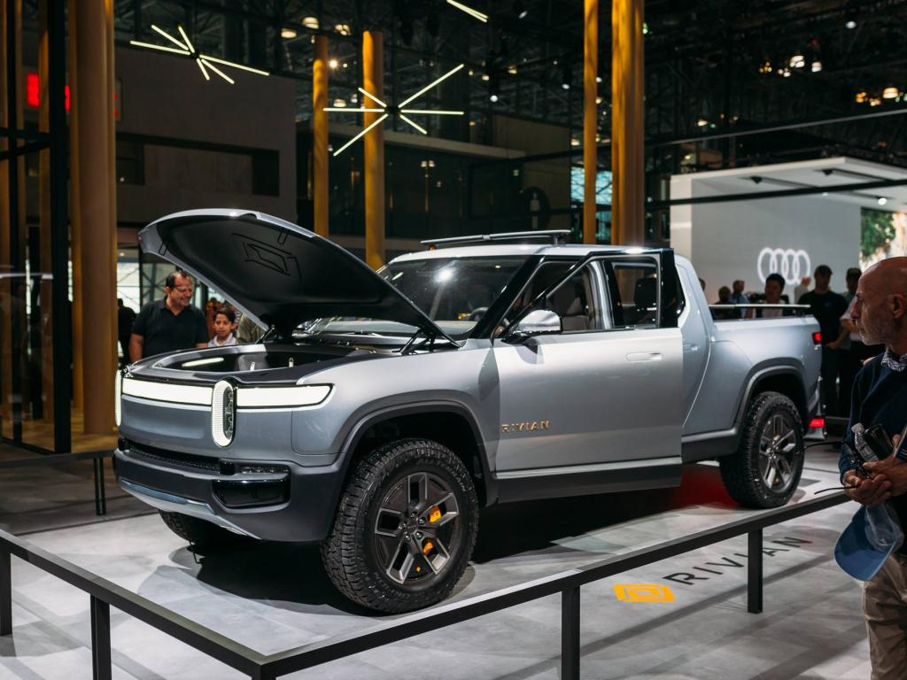 Is Rivian Ford's Secret Weapon In The Electric Pickup Revolution?
