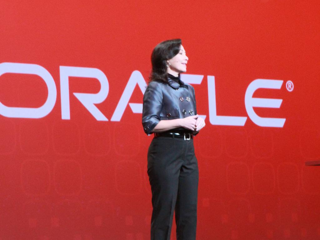 ceo of oracle