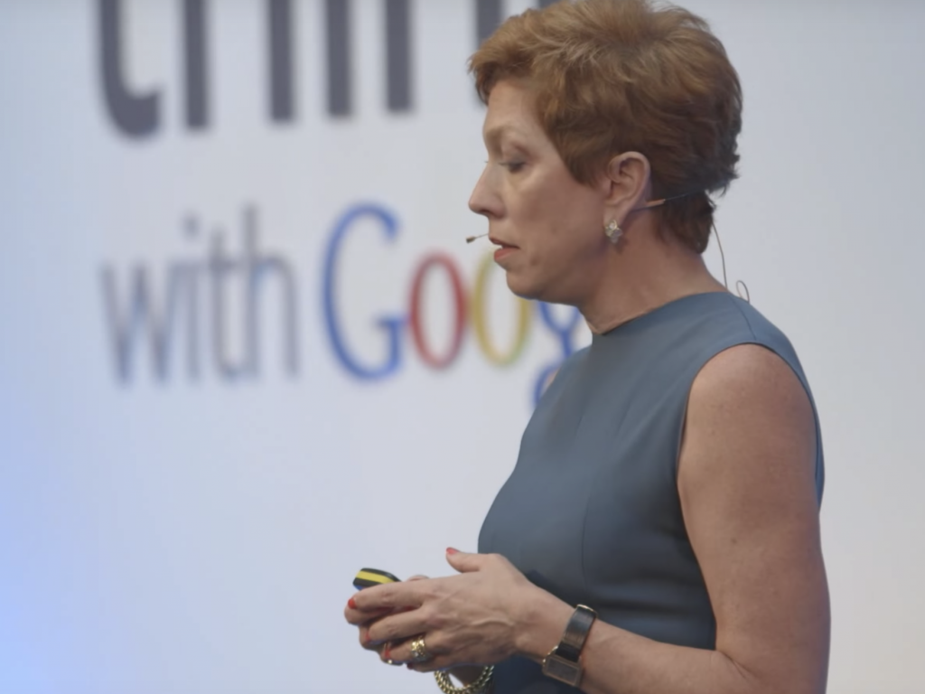 Amid staff tensions, Google's HR chief steps down