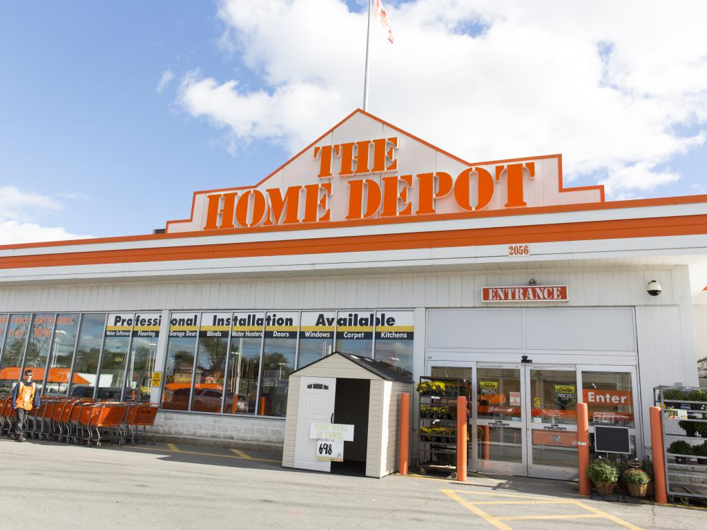 home depot incorporated and lowes market report Analyze home depot, inc (the) (hd) company stock report - get free stock reports for home depot, inc (the) and all the companies you research at nasdaqcom.