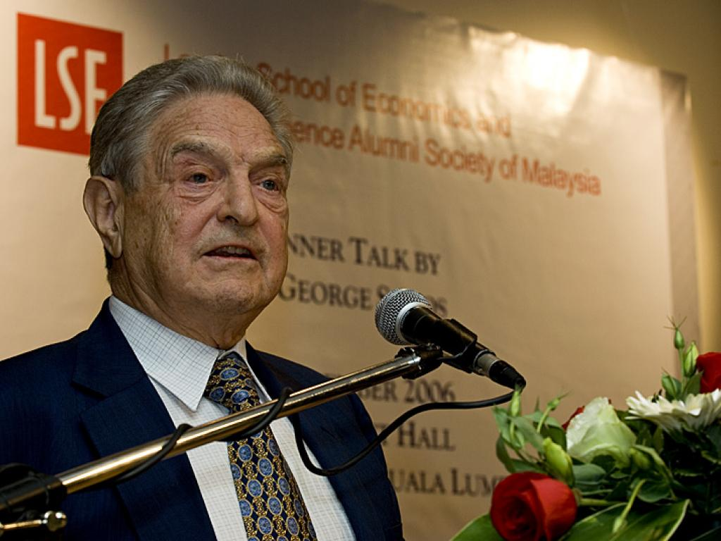 Soros bet against Trump cost him $1 Billion