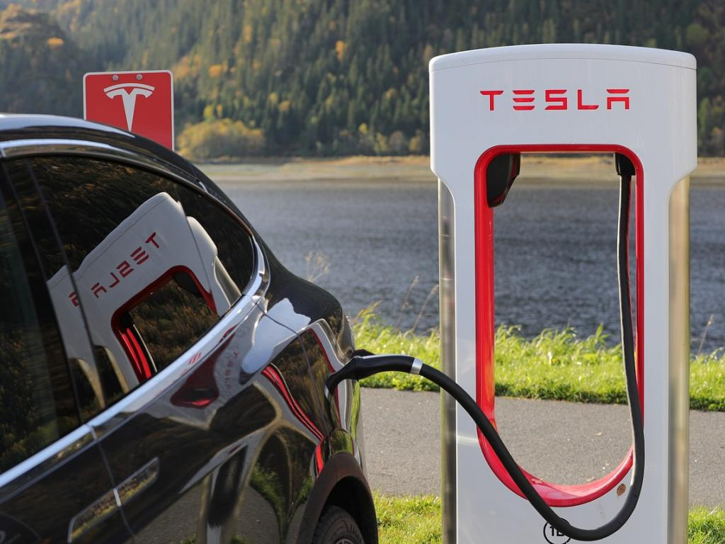 Tesla Stock Quote Today Tsla Oppenheimer's Chart Expert Says The $290$300 Range For