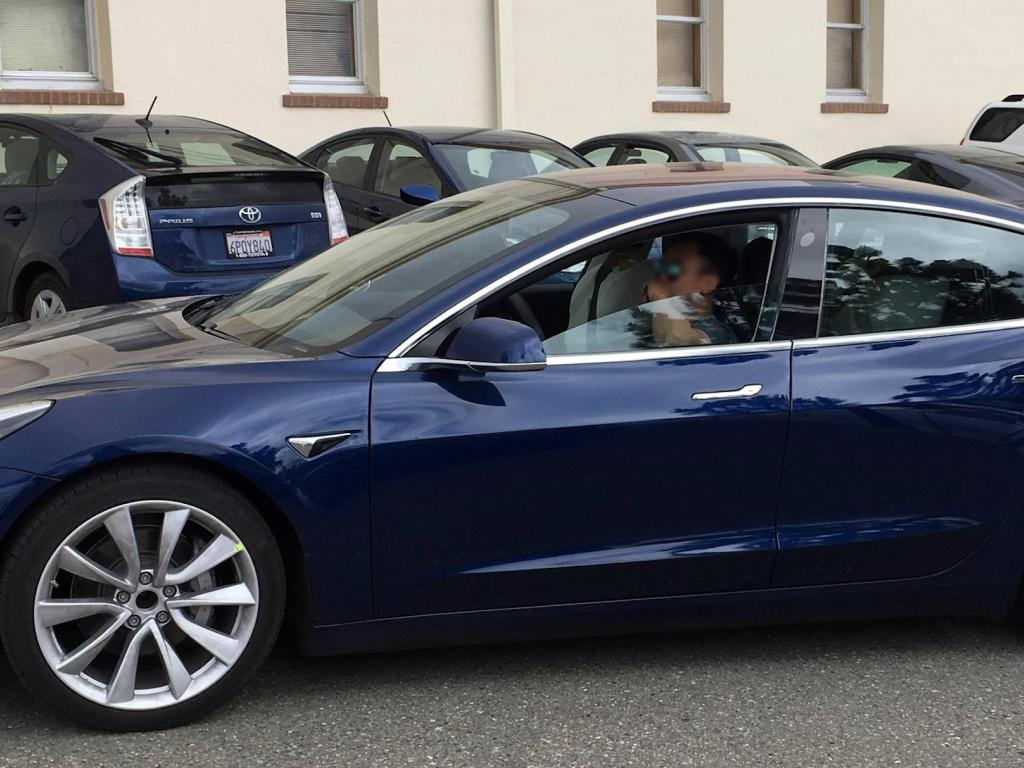 Elon Musk celebrates Tesla Model S record-setting mileage trip