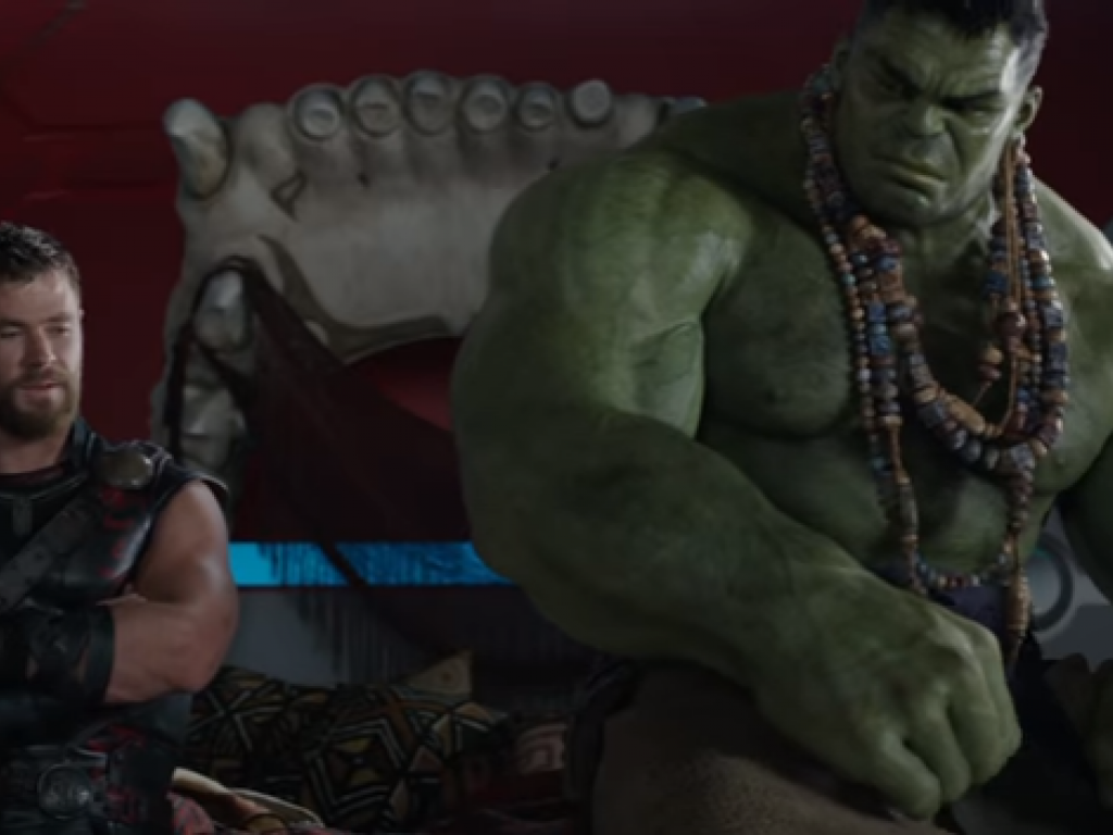 Thor: Ragnarok: Hulk talks? That too like a normal human being?