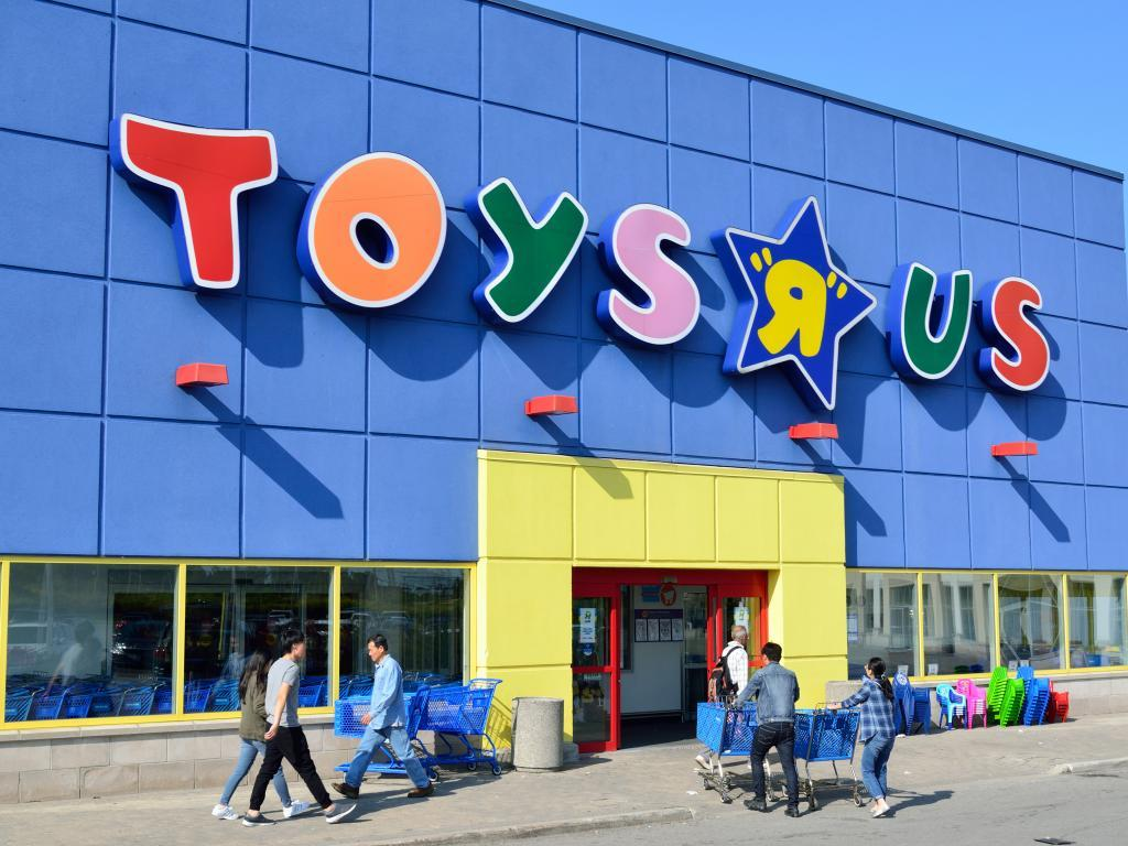 Toys R Us liquidation sale begins Friday in Hawaii