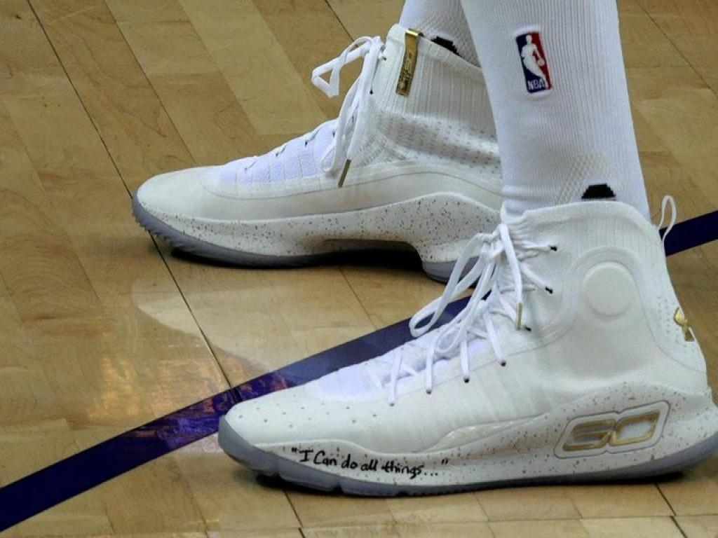 The Comeback Story Of This Year's NBA Finals? Steph Curry's Sneaker Line