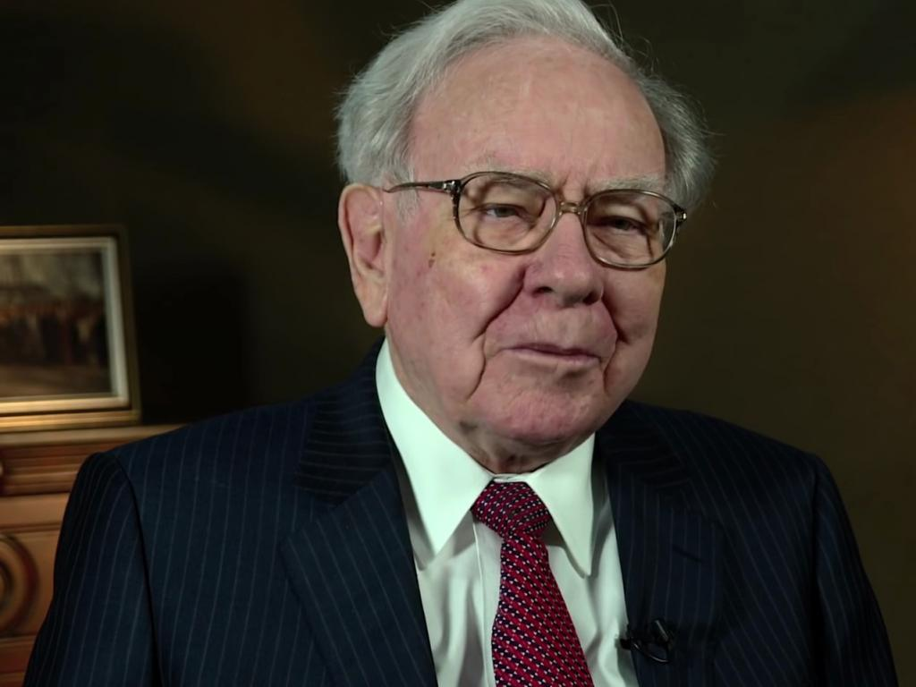 Buffett's Berkshire Hathaway Makes Annual Meeting Purely Virtual