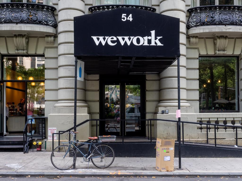 WeWork delays IPO until end of 2019