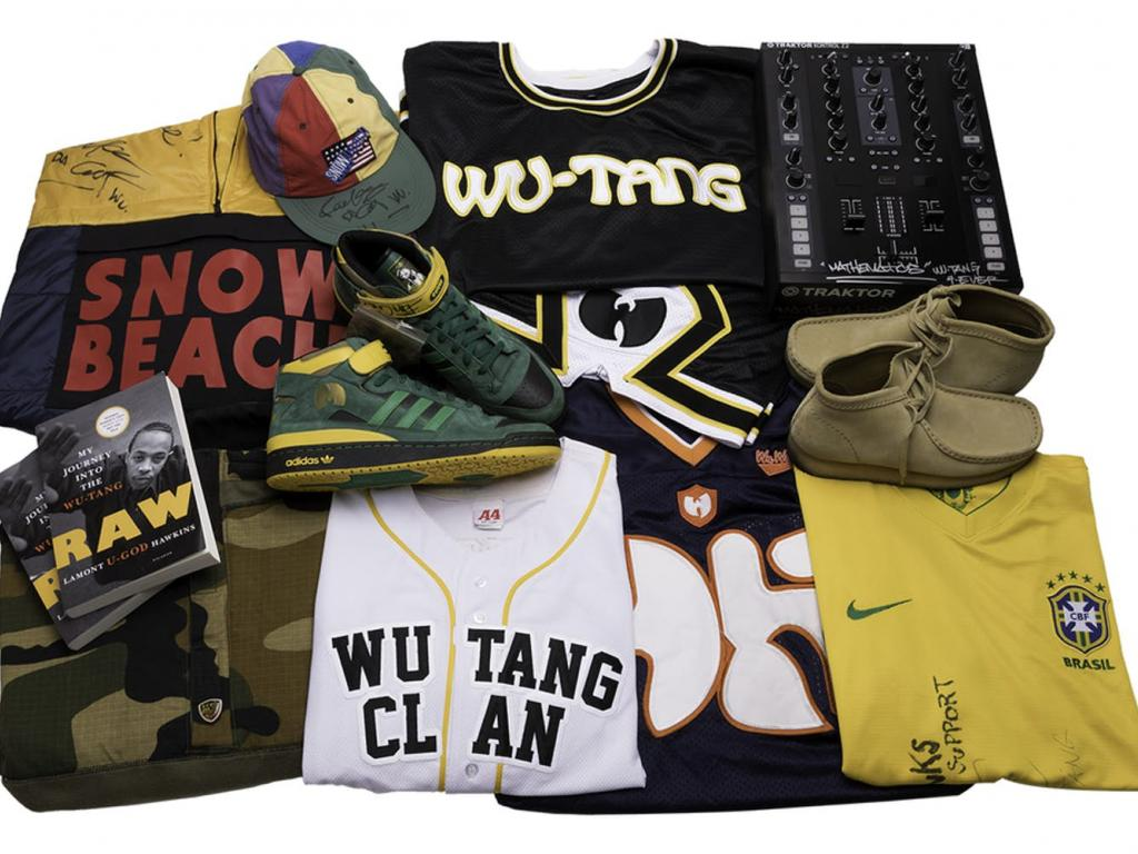 06f69d5a73b StockX Teams Up With The Wu-Tang Clan To Launch A 'Charity IPO ...