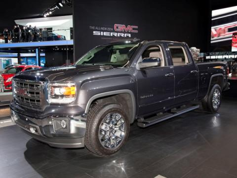 2014 GMC Sierra Pickup