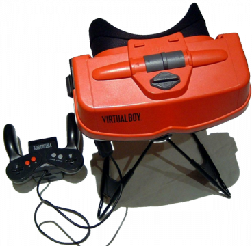 Nintendo's Virtual Boy