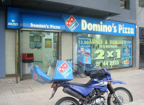 Ford And Domino's Teamed Up For Faster Pizza Orders