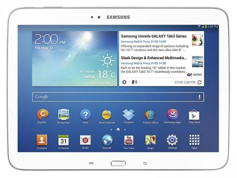 Samsung Diversified Its Tablet Lineup