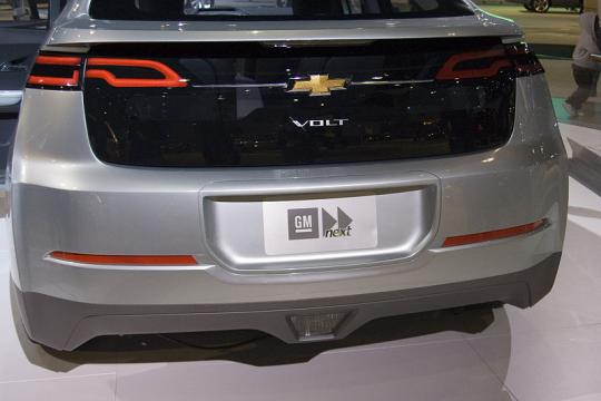 General Motors Cut Volt's Price By Nearly $5,000