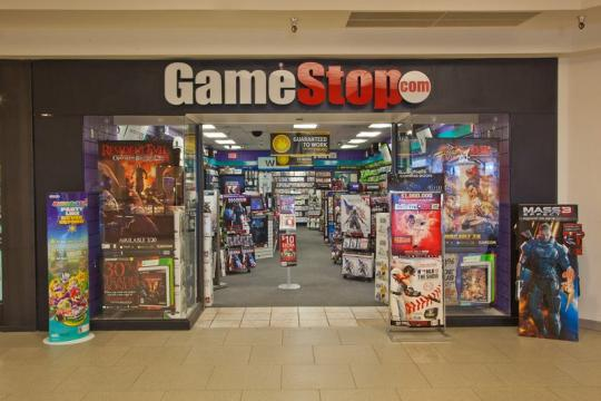 Don't Expect New Hardware To Save GameStop
