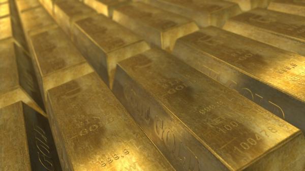7. Gold ... Or Bitcoin?