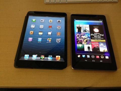 iPad Mini 2 Still on Schedule
