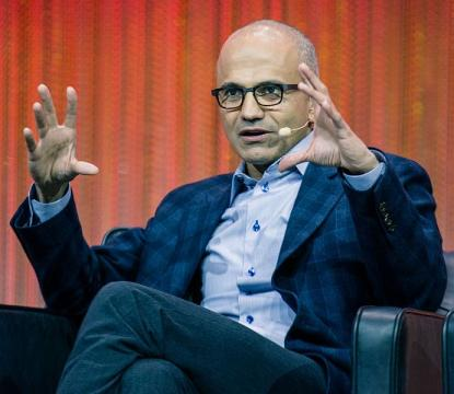 Microsoft's CEO Could Be…
