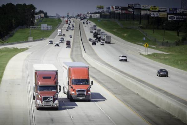 Lack Of Traffic Bottlenecks Helps Speed Freight