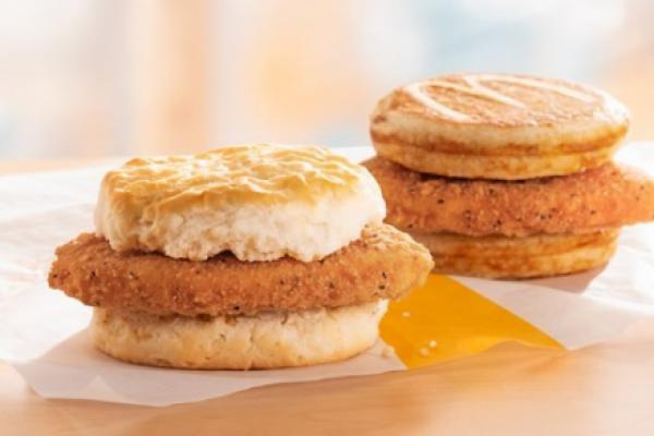 McDonald's Franchisees Name Chick-Fil-A Biggest Threat, Introduces New Chicken Breakfast Sandwich