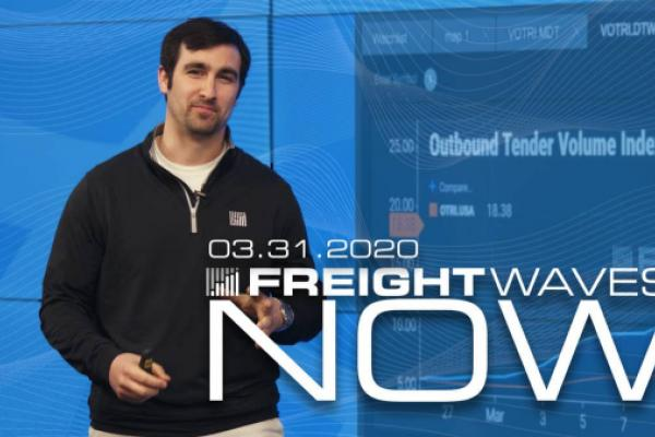 Jobless Claims And The Likely Collapse Of Volumes – FreightWaves NOW