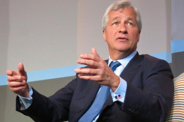 JPMorgan Raises CEO's Pay To $31.5M After Record 2019 Profit