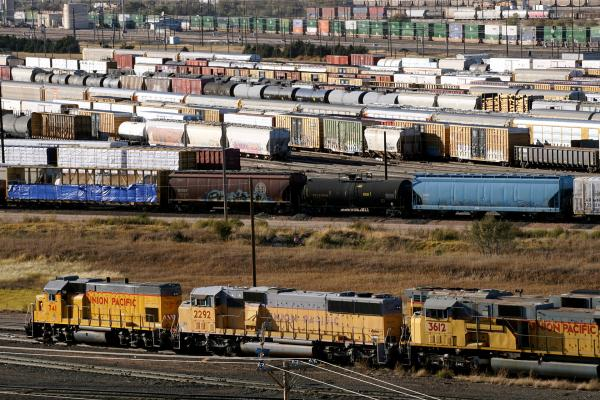 Union Pacific Sues Texas Town Over 1870s-Era Jobs Promise