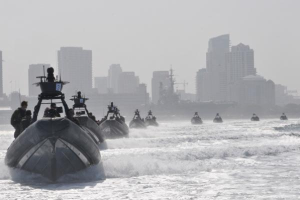 US Navy Officer, Wife Face Charges Of Attempted Illegal Export