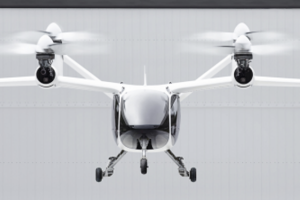 'Air Taxi' Startup Joby Gets $590M Funding From Toyota, Intel, And Others