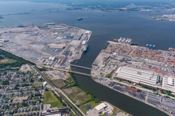 Volume Decline Spurs Baltimore Terminal To Close For Two Days