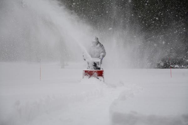 Heavy Snow To Slam Mountain West For Two Days