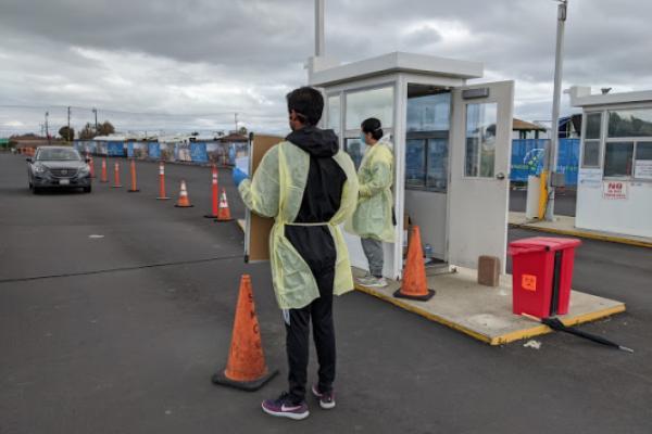 1,000 Google Employees Volunteer To Help Expand Sister Company's Coronavirus Testing Program